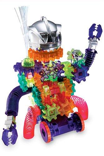 Learning Resources Gears! Illuma Bot