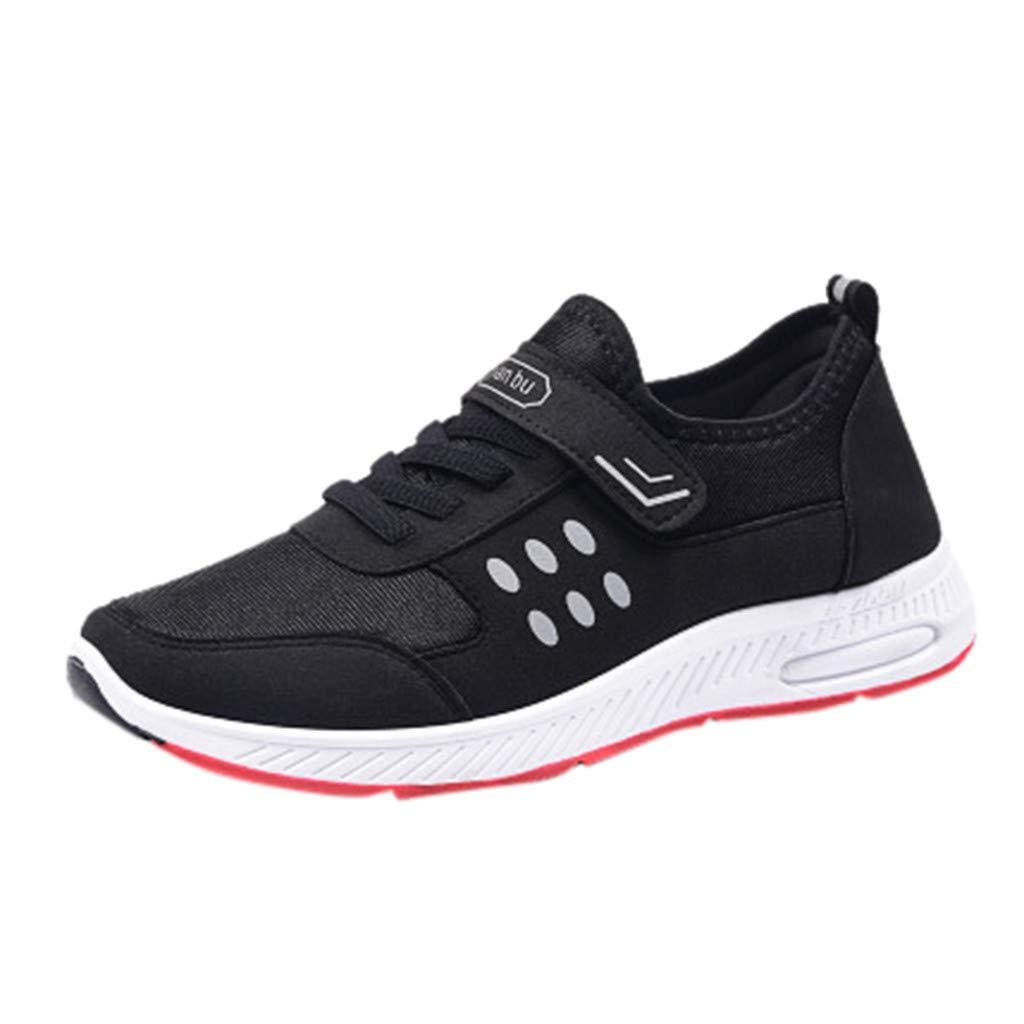 Zaru-Shoes - Zapatillas de Tenis de Mesa de Sintético para niña ...