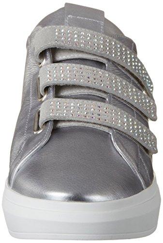 Högl 3-10 3981 7600, Zapatillas para Mujer Plateado (silber7600)