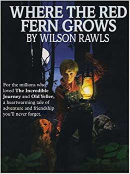 Where the red fern grows pictures from the book