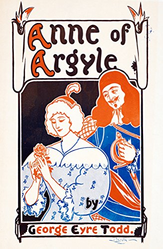 "13""x19""Decoration Poster printed on CANVAS.Anne of Argyle.7864"