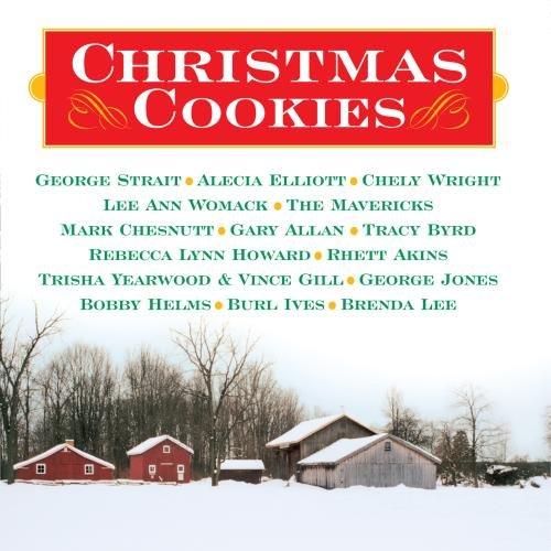 Christmas Cookies (Christmas Cookies George Strait Cd)