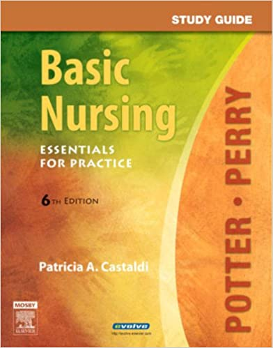 Book Study Guide for Basic Nursing: Essentials for Practice