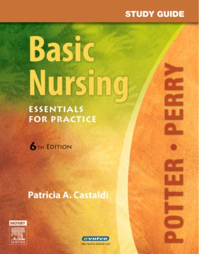 Study Guide for Basic Nursing: Essentials for Practice, 6e