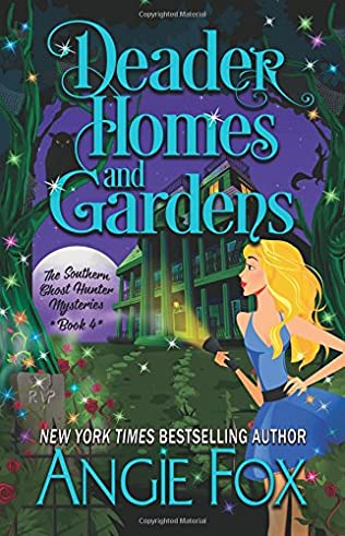 book cover of Deader Homes and Gardens