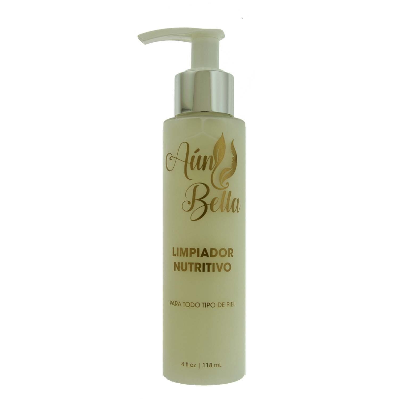 Amazon.com : Aun Bella Nourishing Gentle Cleanser, Anti inflammatory, Skin Redness - Limpiador Nutritivo Antiinflamatorio y para el Enrojecimiento y piel ...