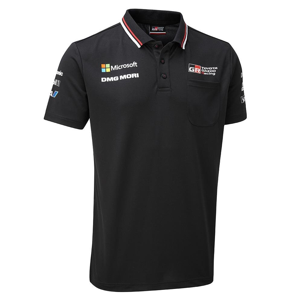 Amazon.com: Toyota Gazoo Racing Team Polo: Sports & Outdoors