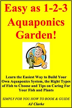 Easy as 1 2 3 aquaponics garden learn the easiest way to for Easy fish to care for
