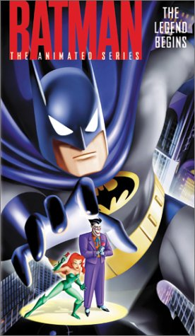 Batman - The Animated Series - The Legend Begins [VHS]