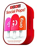 Zoku Social Media Kit, Tools to Create Message Pops with Zoku Quick Pop Makers