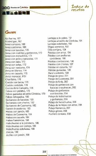 300 RECETAS DE CÓRDOBA: LOS MEJORES PLATOS TÍPICOS DE LA GASTRONOMÍA T: Amazon.es: FRANCISCO M. Y DANIEL ARENAS RODRÍGUEZ: Libros