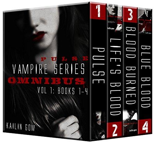 PULSE Vampire Series Omnibus Vol. 1 Books 1 - 4 (Pulse Vampire Series)