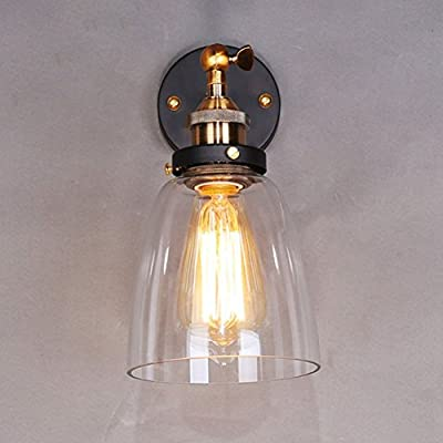 Louis Poulsen Adjustable Industrial Wall Sconce Vintage Wall Lamp Glass Outdoor Wall Light Antique Balcony Edison Bulb Lamps