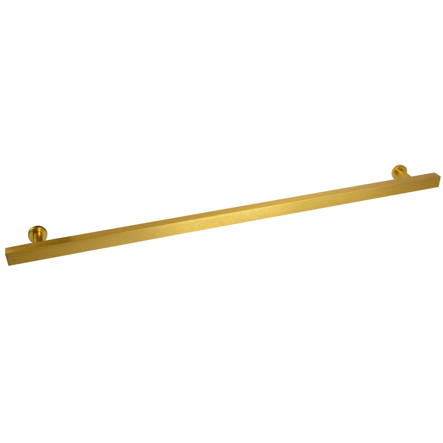 #1600-352 CKP Brand Linear Aluminum Pull, Brushed Gold