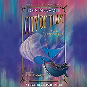 City of Time Audiobook