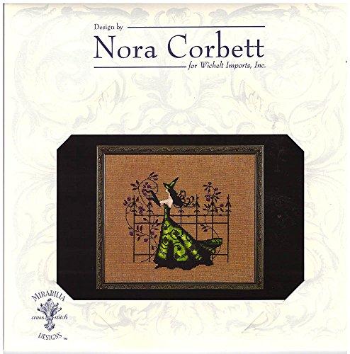 Mirabilia Nora Corbett Counted Cross Stitch Chart ~ GWEN #220