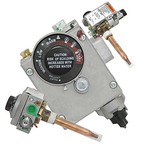 White Rogers Co. F145-1278 Water Heater Thermostat Genuine Original Equipment Manufacturer (OEM) Part by White Rogers Co.