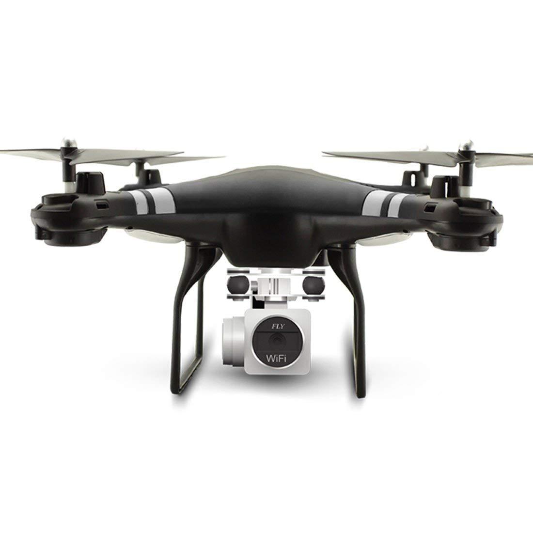 Formulaone X52HD-plus WiFi Bildübertragung Fernbedienung Elektrizitätsverstellung Flugzeug mit 1080P HD Weitwinkel-Kamera - schwarz