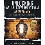 Unlocking the AP U. S. Government Exam: Answer Key (Unlocking AP Book 2)