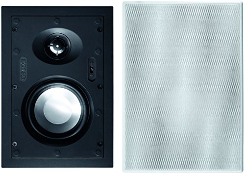 945 5'' 2-Way In-Wall Speaker Pair by Canton