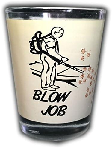 Amazon Com Funny Shot Glass Blow Job Full Wrap Around