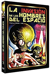 Invasion of the Saucer Men- 1957 (La Invasion De Los Hombres Del Espacio) - European Import Region 2