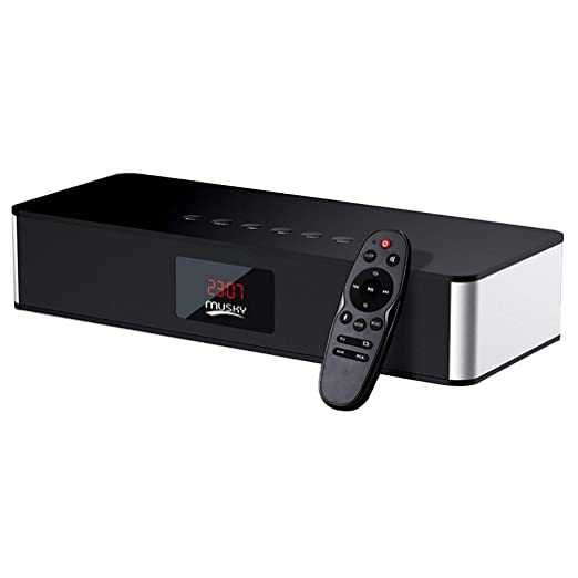FLy Altavoz Bluetooth Inicio Subwoofer TV Tarjeta De Audio ...