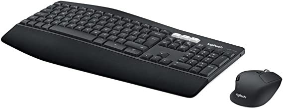 Logitech Mk850 Performance Kabelloses Computer Zubehör