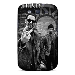 Scratch Protection Cell-phone Hard Cover For Samsung Galaxy S3 With Unique Design Stylish Godsmack Band Skin JonBradica