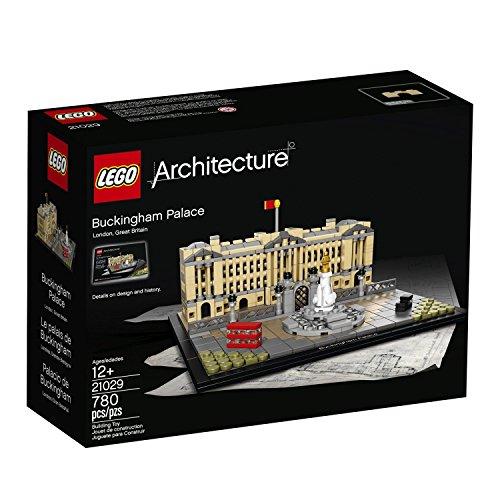 Facade Castle (780 Piece, Neoclassical Facade Palace Building Kit)