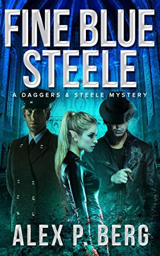 Fine Blue Steele (Daggers & Steele Book - Blue Four Alex