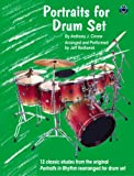 Portraits for Drum Set, Anthony J. Cirone, 0757923046