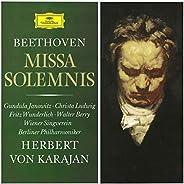 Beethoven: Missa Solemnis, Op. 123 [CD/Blu-Ray]
