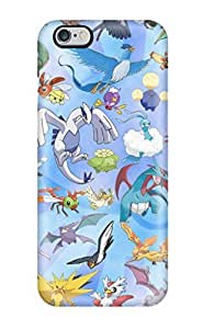Fashionable EWdPVGM4774yXiGH Iphone 6 Plus Case Cover For Pokemon Protective Case