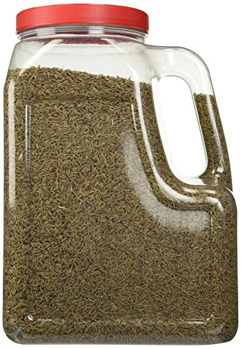 Marshalls Creek Spices Whole Cumin Seed Restaurant Jug, 5 Pound by Marshall's Creek Spices (Image #1)