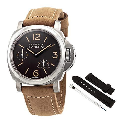 Panerai Luminor 8 Days Power Reserve Men's Hand Wound Watch PAM00797