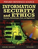 img - for Information Security and Ethics: Concepts, Methodologies, Tools and Applications (Contemporary Research in Information Science and Technology) book / textbook / text book