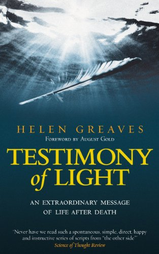 \\REPACK\\ Testimony Of Light: An Extraordinary Message Of Life After Death. Budget between comprar Stock favorite Consta Submit Princess