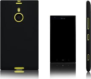 Xcessor Vapour Flexible TPU Gel Case for Nokia Lumia 1520. Black