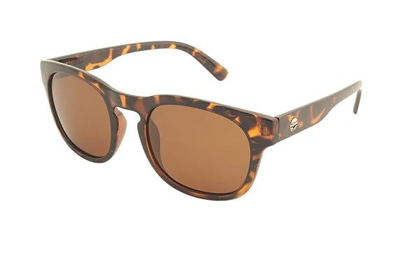 Amazon.com  KOHV   Maple   Gloss Brown Tortoise Polarized Sunglasses ... 9f32bb9108b7