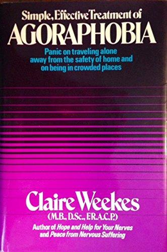 Agoraphobia Claire Weekes