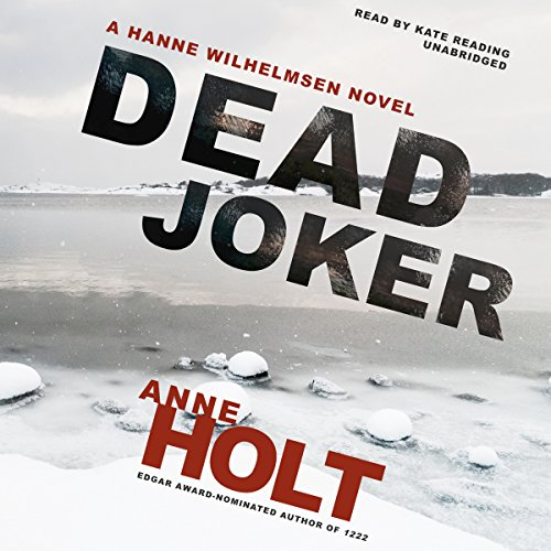 Bargain Audio Book - Dead Joker