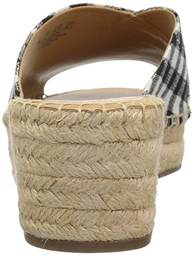 Fashion Sarto Black Pinot Sandals Women's Franco White t7qTwPwA