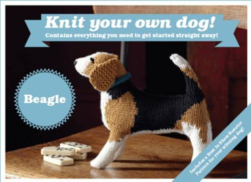 Best in Show: Beagle Kit: Knit Your Own Dog (Best In Show Knit Your Own Dog)