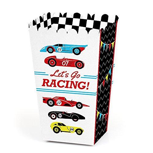 Let's Go Racing - Racecar - Baby Shower