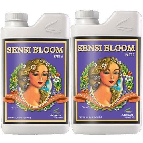 Hydroponics SensiBloom Liter Value Nutrients