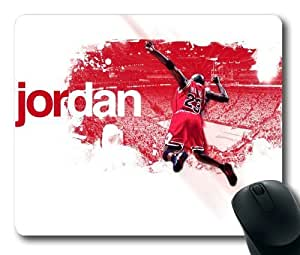 NBA Michael Jordan Chicago Bulls Mouse Pad/Mouse Mat Rectangle by ieasycenter