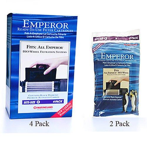 Rite-Size Emperor Power Filter Cartridge Size E (Emperor Power Filter compare prices)