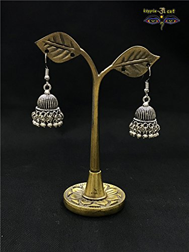 TKHNE Recommended section India sleek earrings retro ethnic style jewelry tribal Thailand and Nepal in Middle East