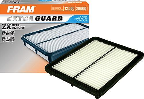 FRAM CA9525 Extra Guard Rigid Rectangular Panel Air Filter